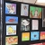 6 hale library art exhibition children kids paintings gallery creative classes altrincham cheshire parsley pie art club