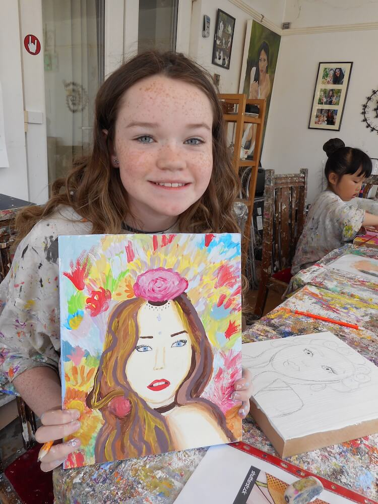 Children S Craft Workshops Manchester