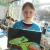 tree frog parsley pie art club children kids painting classes gallery creative club business