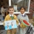 two boys artsits parsley pie art club children kids painting classes gallery creative club business