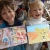 happy boys parsley pie art club children kids painting classes gallery creative club business