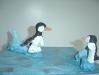 clay-penguin-model-parsley-pie-art-club-childrens-paintings-kids-art-classes