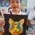 parsley-pie-art-club-for-children-altrincham-fox-painting-