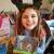 4. Christmas parsley pie kids art club, painting craft classes parties for children hale altrincham cheshire