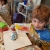 5. Christmas parsley pie kids art club, painting craft classes parties for children hale altrincham cheshire