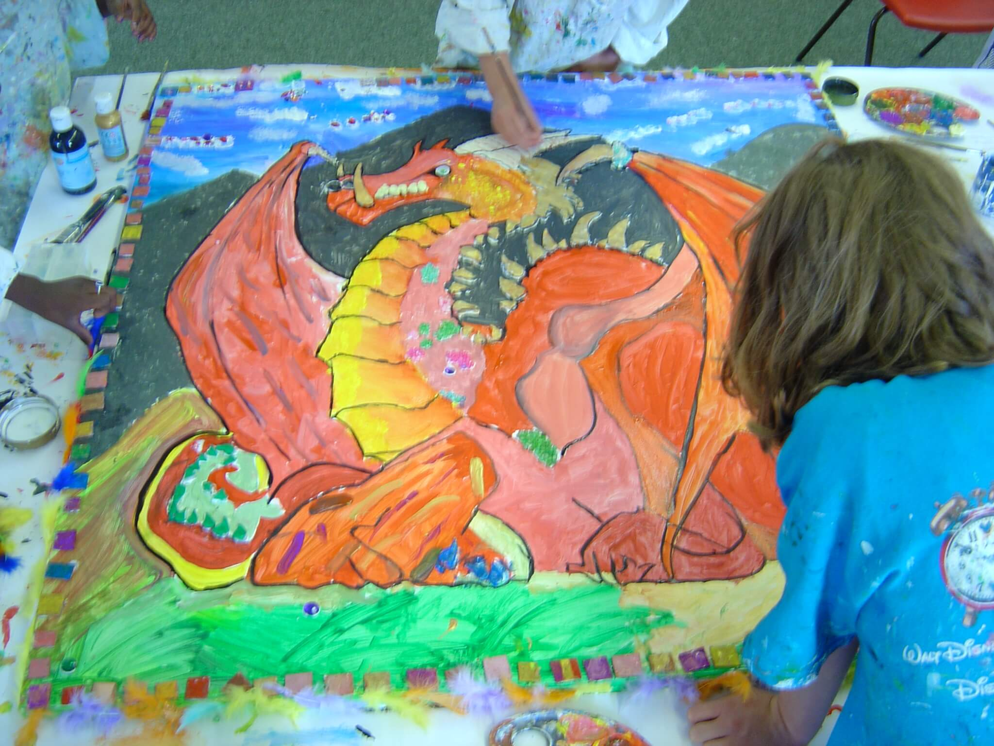 Kids Classes Kid's Art Classes Parties