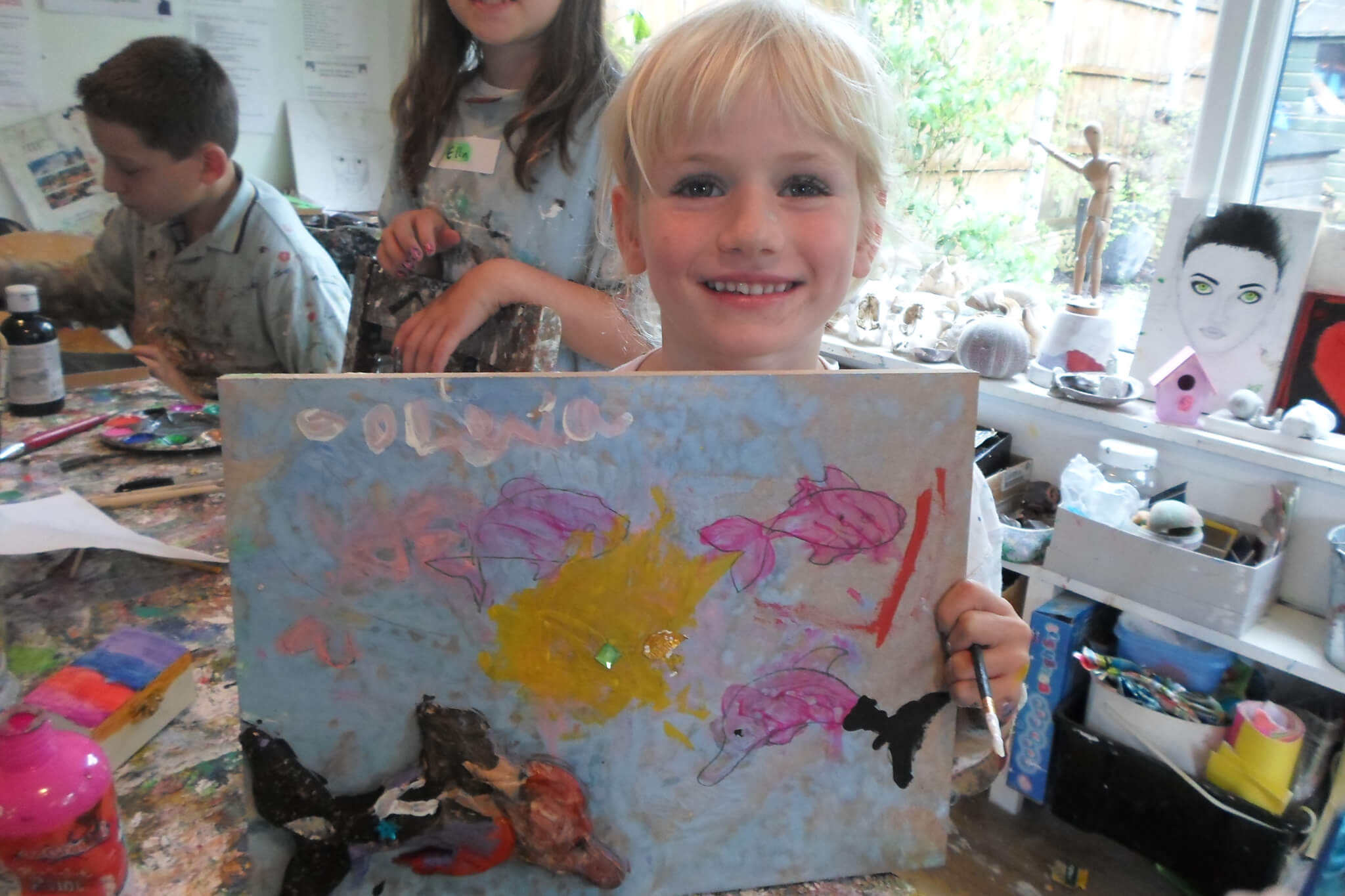 Childrens Craft Workshops And Parties
