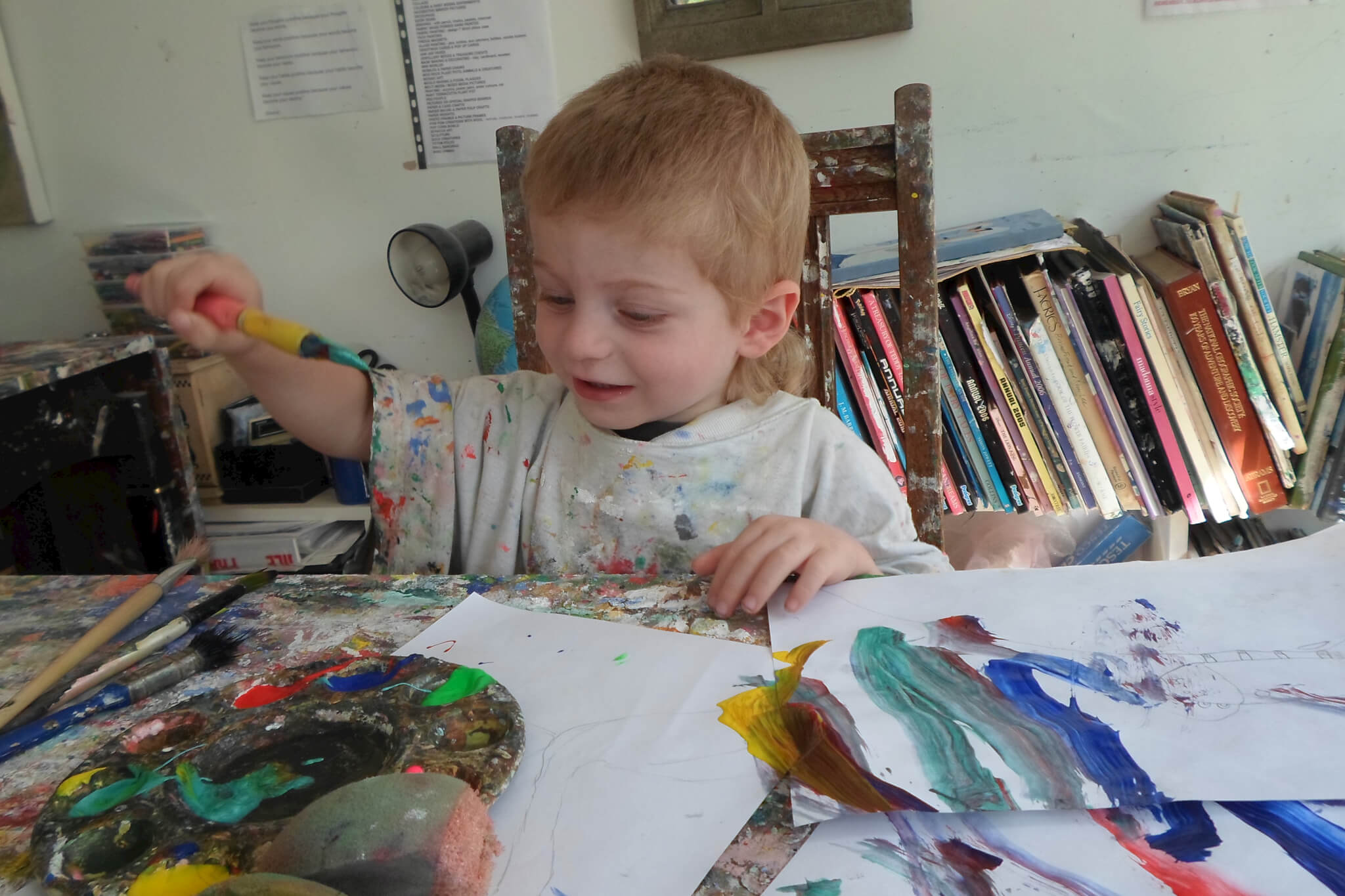 Summer 2013 part 2 kid 39 s art gallery children 39 s for Arts and crafts workshops near me