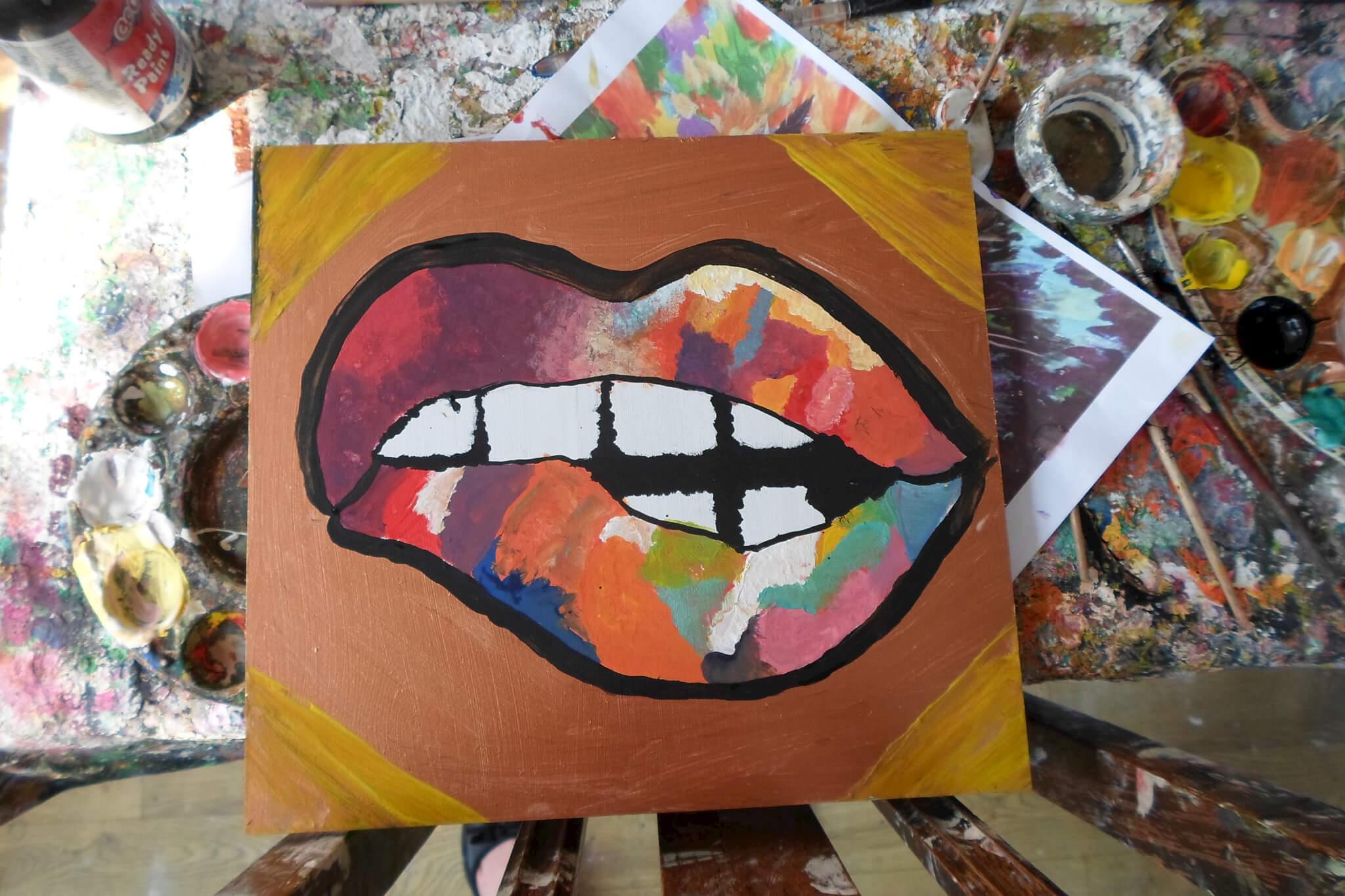 Painting Amazing Art