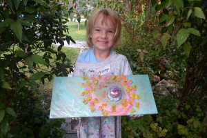 JENNY BENT, Parsley Pie children's art classes, kids paintings, kids craft classes, painting lessons, art parties, business opportunity, art franchise