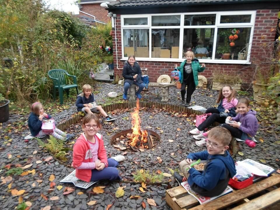 Pie kids art club halloween workshop halloween crafts children 2