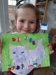 PARSLEY PIE ART CLUB children's painting art classes gallery, creative club for kids jenny bent business opportunity art franchise